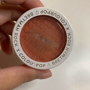 COLOURPOP X BRETMAN ROCK - SUPER SHOCK BLUSH